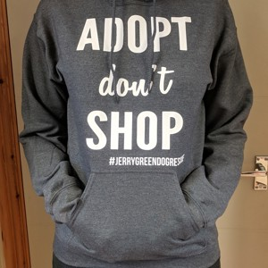 Adopt Don't Shop Hoody (Unisex S)